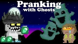 Growtopia Ghost Troll #Prank