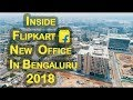 Inside Flipkart Swanky New Bengaluru HQ, Larger Than 12 Soccer Fields
