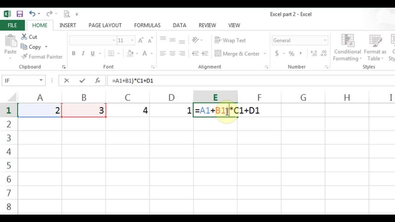 Microsoft Excel 200/200 pt 20 Formula, Functions, Fill Handle