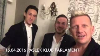 Zaproszenie Na Koncert Dbomb  Pasłęk Klub Parlament