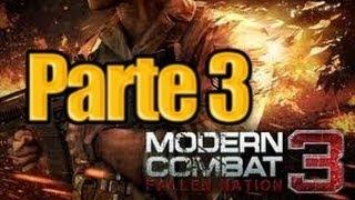 Modern Combat 3 - Parte 3 - Español