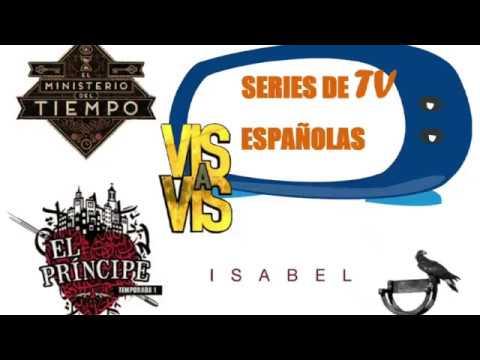 Algunas Series De Televisión Españolas
