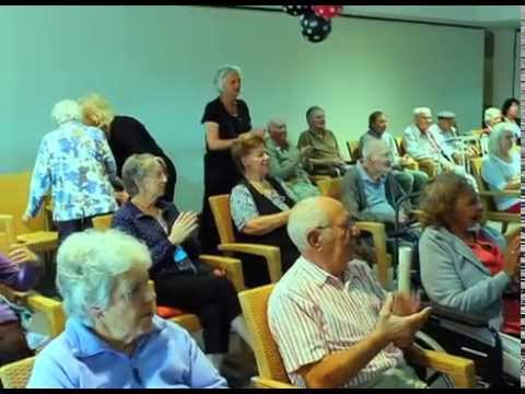 Aged Care Sing-along DVD