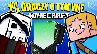 TYLKO 1% GRACZY O TYM WIE! - Minecraft z Flotharem