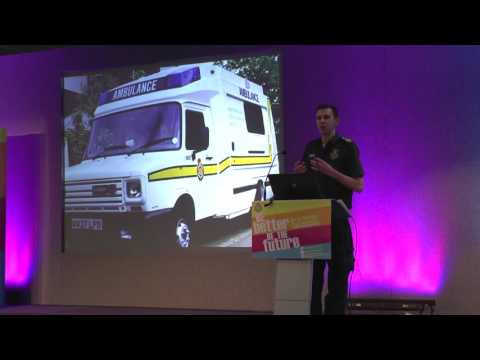 swasft student conference - Adrian South presentation