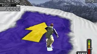 PS1 - Cool Boarders 3 - LongPlay [4K]