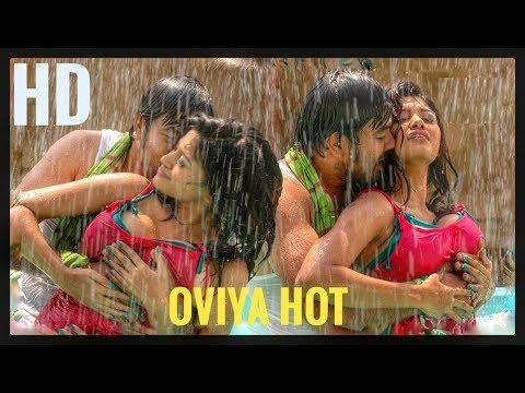 Kalakalappu Oviya item song HD | Slow-motion Oviya kalakalappu glamour scenes