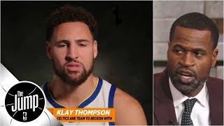 Reacting to Klay Thompson