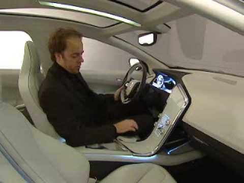 new volvo xc60 concept tv news - youtube