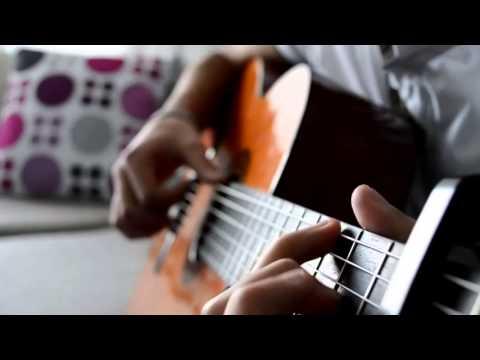 Radioactive - Imagine Dragons (Guitar Finger-style)