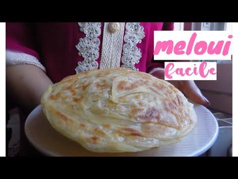 recette-msemen-/-meloui-facile-feuilletÉes-inratable