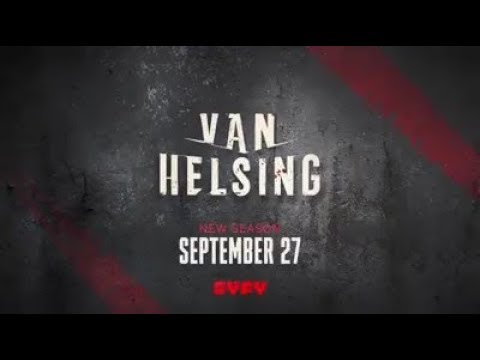 Van Helsing Season Four Promo #3