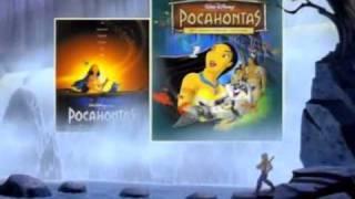 Walt Disney Films - Pocahontas (1995)
