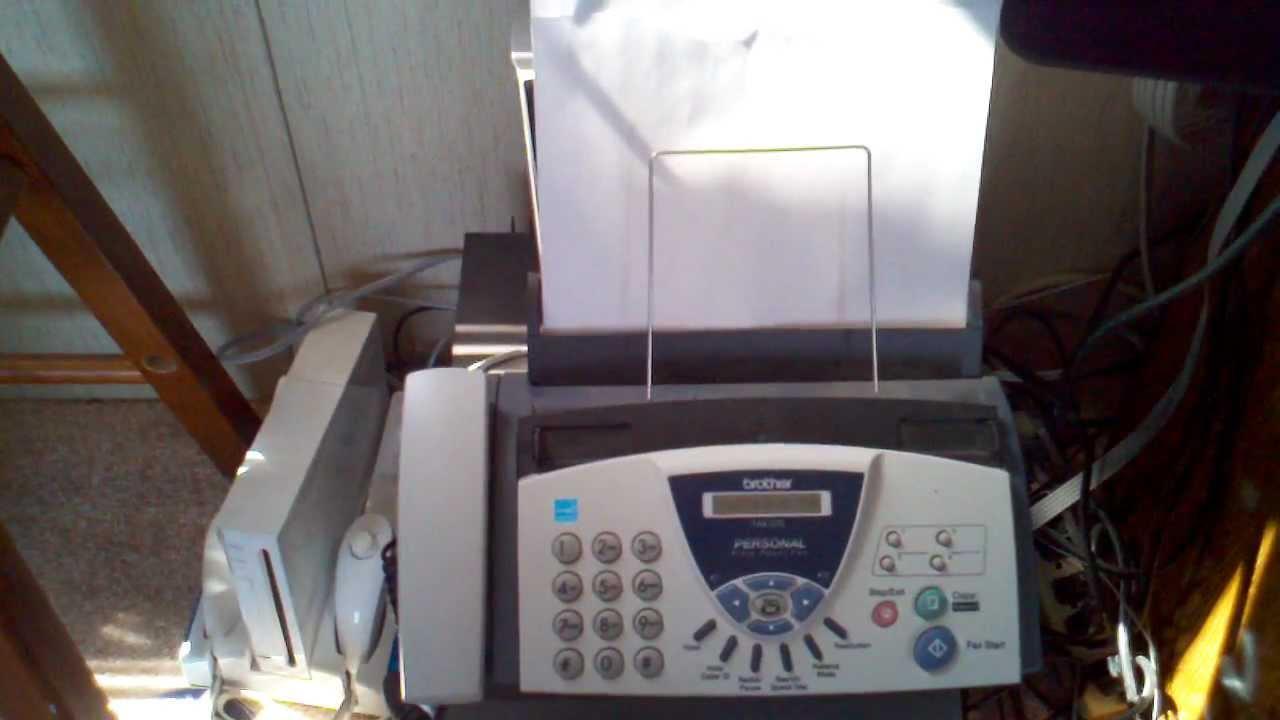 fax machine 575