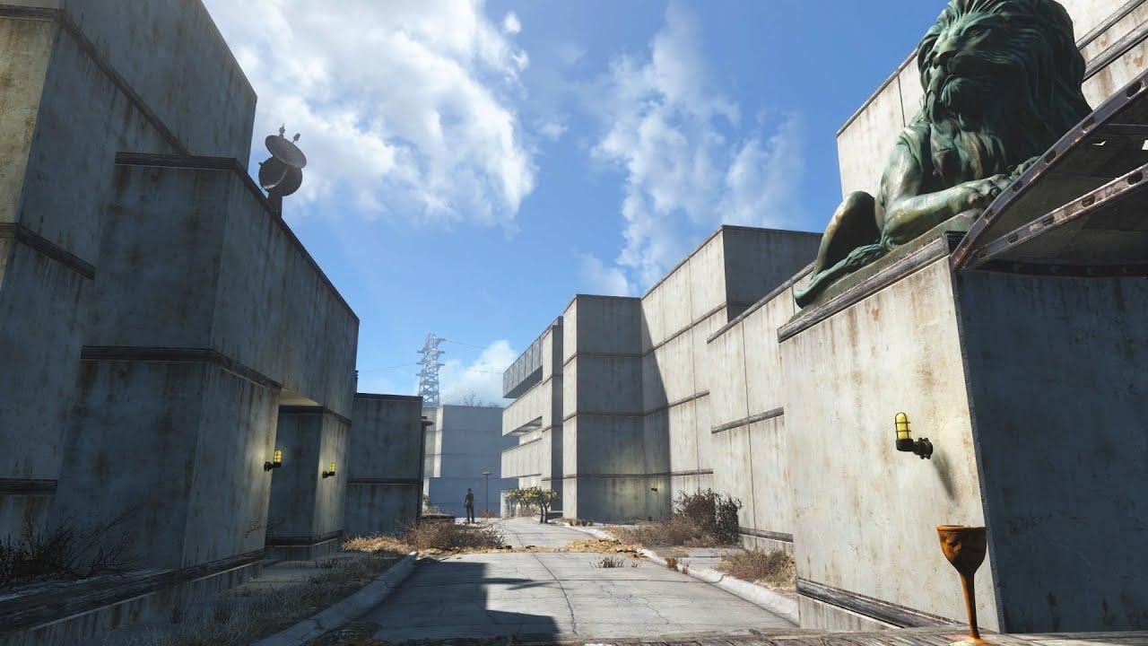 Fallout 4 sanctuary settlement building tips advanced for Abernathy house