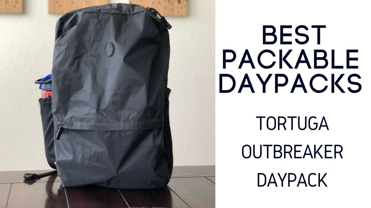 f8774e1aa Best Packable Daypacks: Tortuga Outbreaker Daypack Review - YouTube