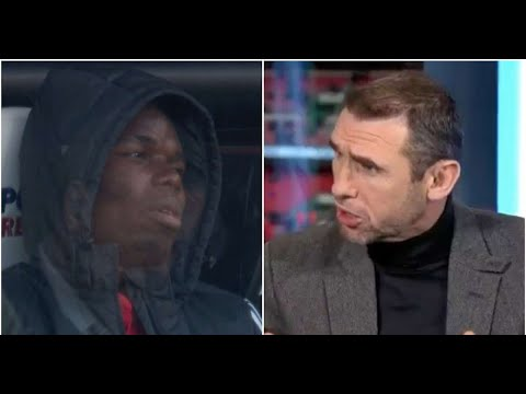Martin Keown names the player he thinks is making Paul Pogba 'suffer' at Man Utd