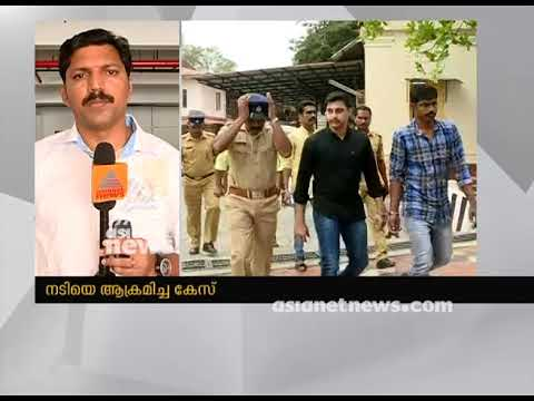 #Dileep Actress attack Case : Dileep, other accused appear in court