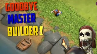 What Happens After You Gear-Up Canon | What Happens To Master Builder | Clash Of Clans Builder Base