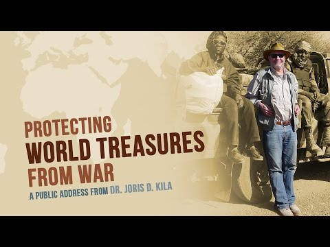 CCGRS Lecture Series: Protecting World Treasures from War