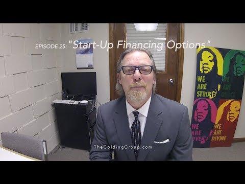 #NeoMarketing Video Podcast Ep25: Start-up Financing Options