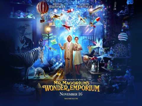 Alexandre Desplat - Mahoney's Debut - Mr. Magorium's Wonder Emporium soundtrack.wmv