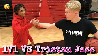 1V1 VS Tristan Jass! (THE REASON WHY IM THE CAMERA MAN)