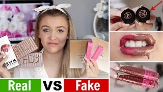 Testing $5 FAKE Makeup I Bought on Ebay! *FAIL*