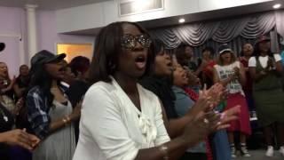 Wonderful Is Your Name - Hezekiah Walker Reunion Choir Rehearsal