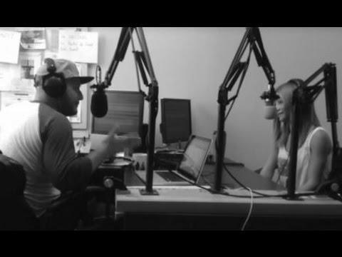 Entrevue de Marie Eve Malouin CKVL 100,1 FM 29 07 2014