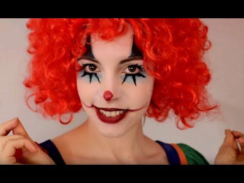 IT Is Halloween - A Halloween ASMR Roleplay To Cure Your Fear Of Clowns