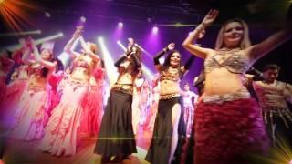 DANZAS ÁRABES PERÚ -LUNA DANCE, SHOW MAJESTIC 2015