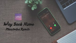SHAUN - Way Back Home (Marimba Remix Ringtone)
