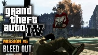 GTA 4 - Mission #5 - Bleed Out (1080p)