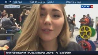 Самая сильная девушка в мире: новый рекорд Марьяны Наумовой