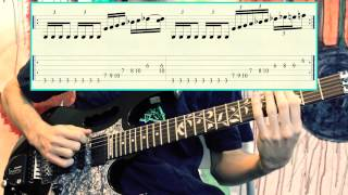 diminished riff - metal monday tutorial #1 with fake dr. levin