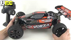 HPI Vorza Flux unboxed, first look