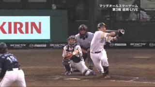 三浦大輔の超スローカーブ オールスター2012での投球 thumbnail