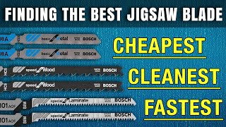 How To Find Tнe Best Jigsaw Blade | What's Right For You?