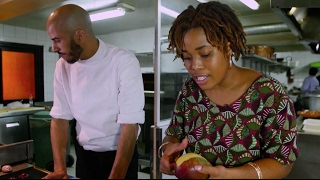 Cooking at Comptoir Darna, Marrakech - Africa on a Plate | The Africa Channel