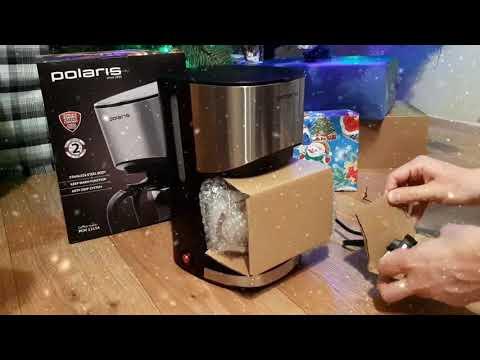 Капельная кофеварка POLARIS PCM 1215 A