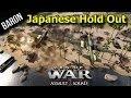 Men of War Assault Squad 2 - JAPANESE Hold Out - MOWAS 2 Mod