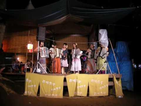 リュクサンブール公園 FUJI ROCK FESTIVAL 09 6