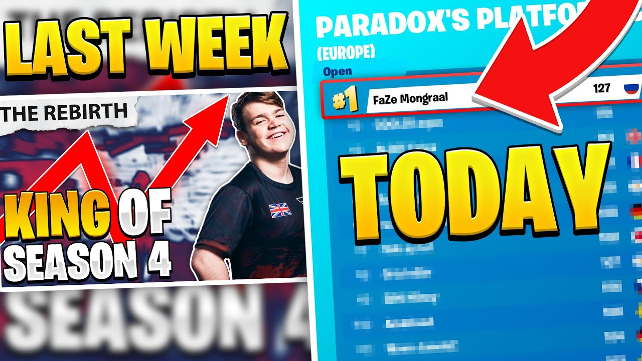How I Predicted Mongraal Getting 1st In Solo Cash Cup! ($3000)