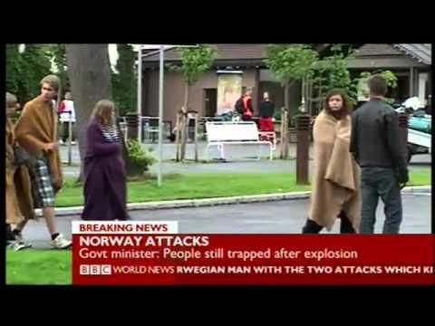 Norway Explosion At Oslo And Shooting At Utoya Island Noruega Norge Anders Behring Breivik - 3
