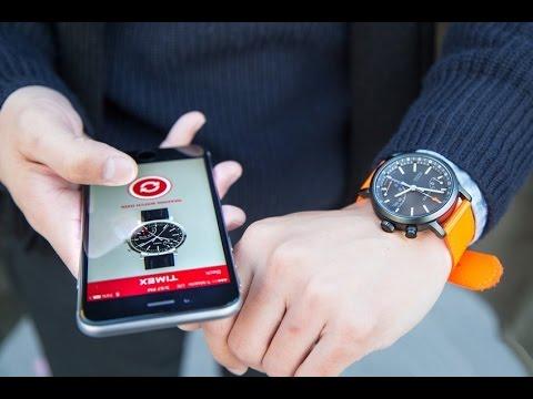 9b5ea8f1ef0a Timex Metropolitan Plus Smartwatch Launched