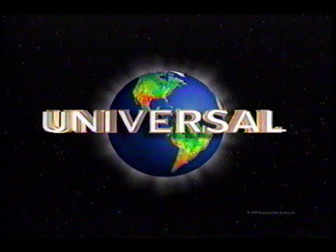 Universal (1996) Company Logo (VHS Capture)