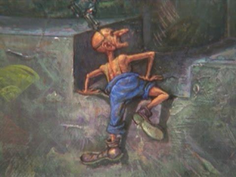 Геворг Мхитарян показал в Краснодаре выставку «Другие эмоции»