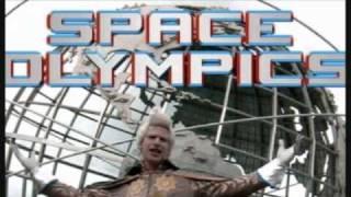 The Lonely Island - Space Olympics + Lyrics