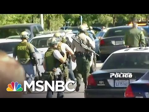 San Bernardino Deputy Weighs In On California Shooting | MSNBC